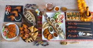 Cameroon Feast