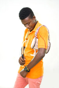 Young Nigerian Drummer